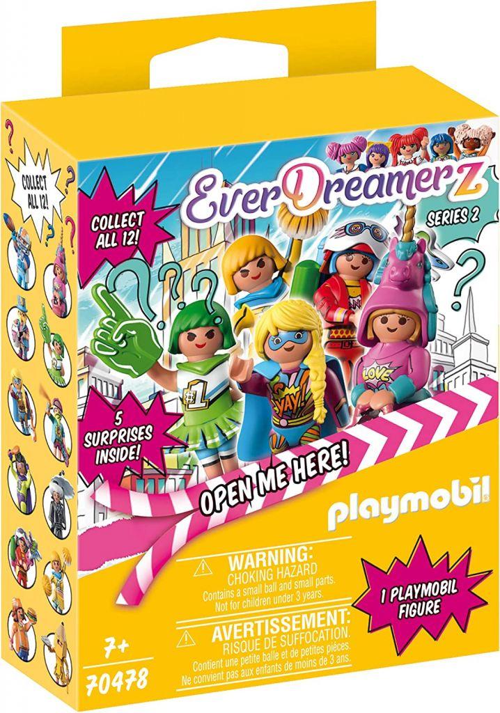 Playmobil 70478-08 - Colorfighter lady - Caja
