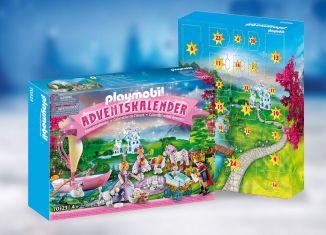 Playmobil - 70323 - Advent Calendar Royal Picnic