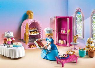 Playmobil - 70451 - Castle Bakery