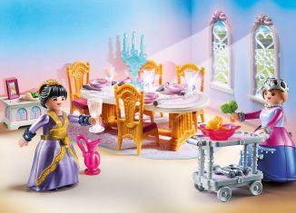 Playmobil - 70455 - Salle à manger royale