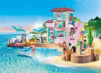 Playmobil - 70279 - Ice cream Shop