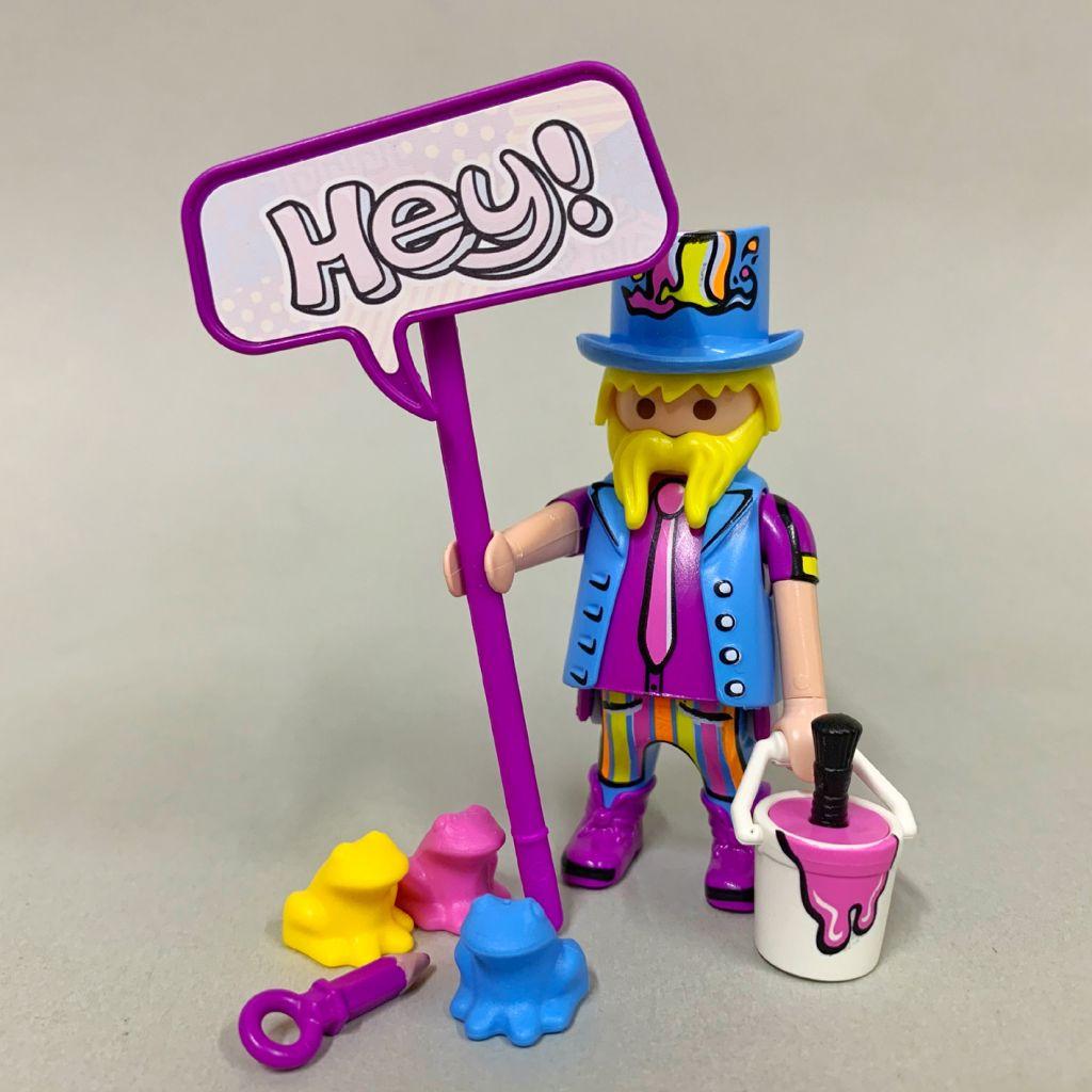 Playmobil 70478-06 - Color Helper - Back