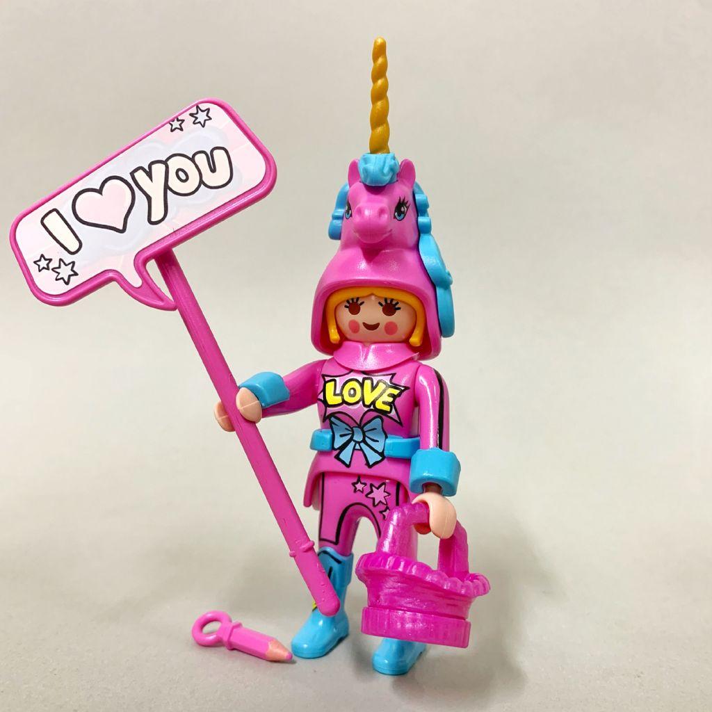 Playmobil 70478-03 - Mrs. Unicorn - Back