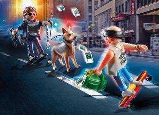 Playmobil - 70461 - street patrol