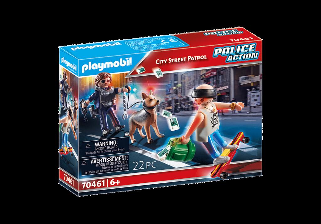 Playmobil 70461 - street patrol - Box