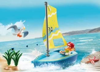 Playmobil - 70438 - Sailboat