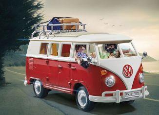 Playmobil - 70176 - Volkswagen T1 Camping Bus