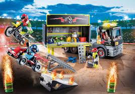 "Playmobil 70544 - ""Stuntmen"" XXL Advent calendar - Box"