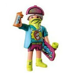 Playmobil - 70478-10 - Graffiti-Skater