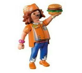 Playmobil - 70478-05 - Mr. Fastfood