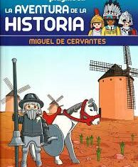 Playmobil - LADLH-058 30797923 - Cervantes, the prince of the wits.