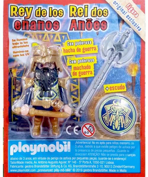 Playmobil R035-30791964-esp - Playmobil Magazine (Nº35) - Box
