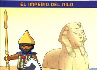 Playmobil - LADLH-004 30795593 - The empire of the Nile
