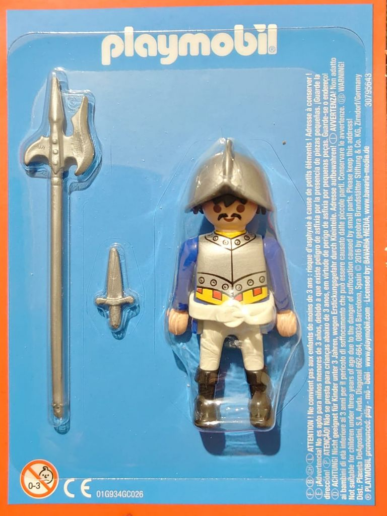 Playmobil LADLH-028 30795643 - The Age of Discovery - Box