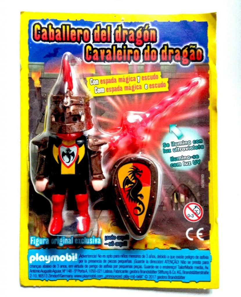 Playmobil R026 30799783-esp - Playmobil Magazine (Nº26) - Box