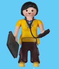 Playmobil - 30792914 - Computer expert