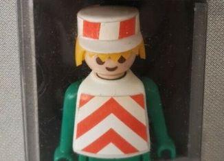 Playmobil - 3219s1v5 - Construction worker