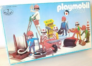 Playmobil - 3200-can - Construction box