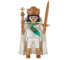 Playmobil LADLH-041 30795733 - In the court of the Sun King - Back