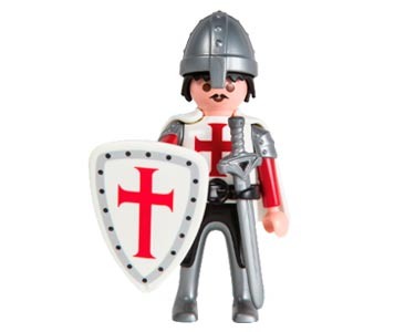 Playmobil LADLH-020 30795773 - The Crusades - Back