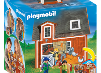 Playmobil - 4142v2 - My Take Along Farm