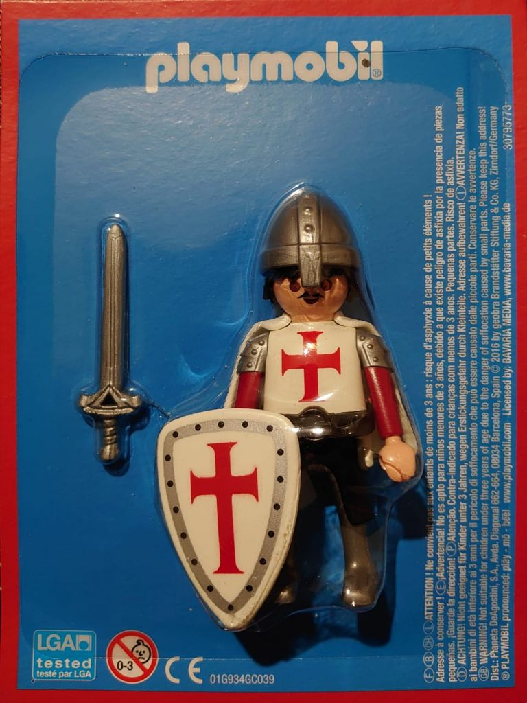 Playmobil LADLH-020 30795773 - The Crusades - Box