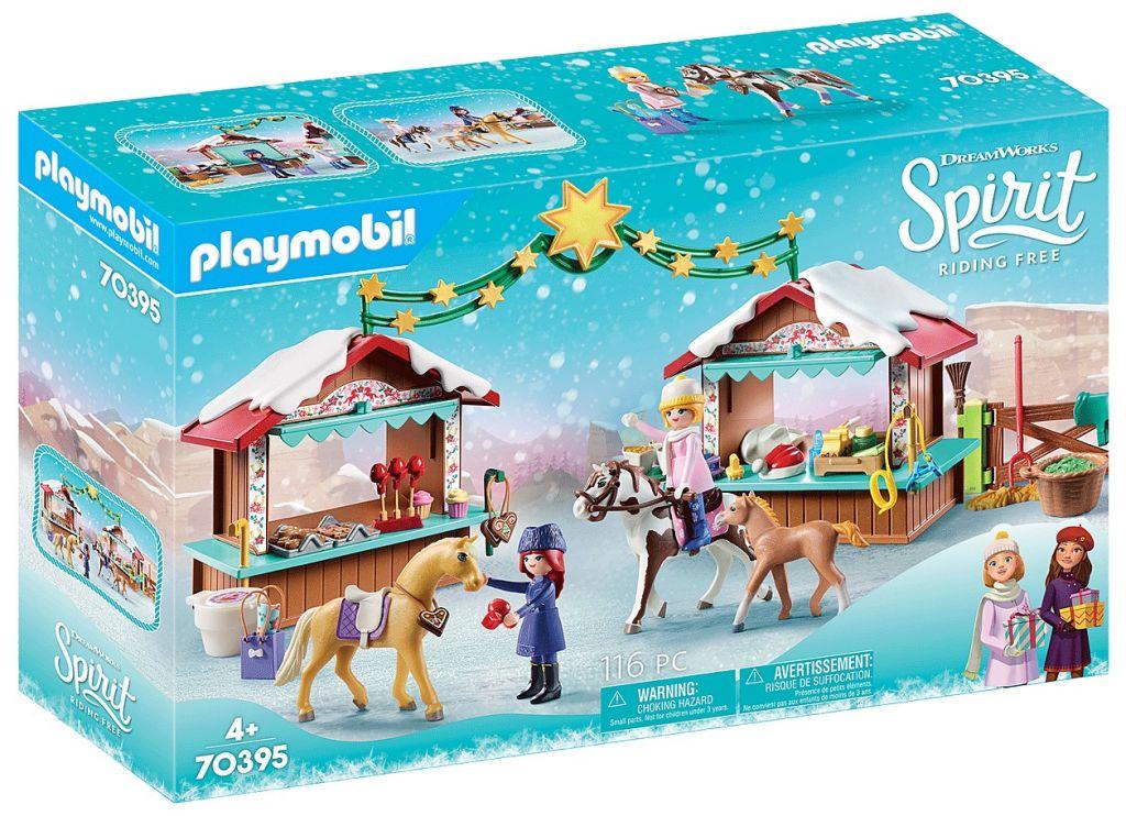 Playmobil 70395 - A Miradero Christmas - Box