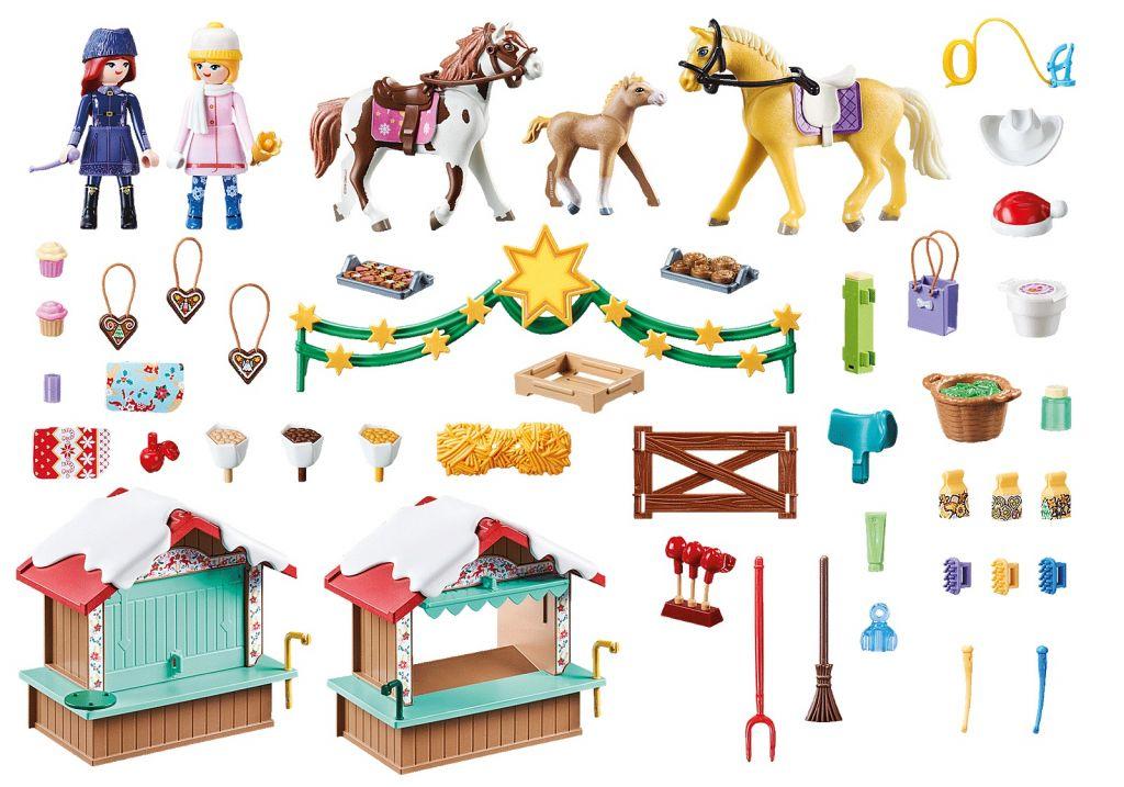 Playmobil 70395 - A Miradero Christmas - Back