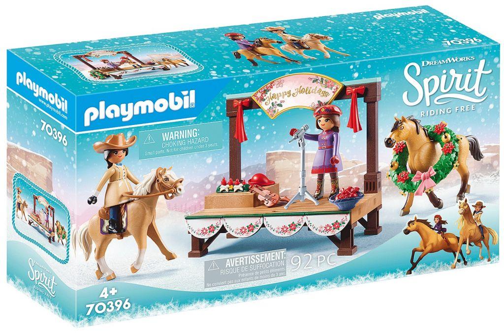 Playmobil 70396 - Christmas Concert - Box