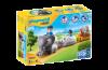 Playmobil - 70405 - Animals train