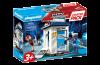 Playmobil - 70498 - Starter Pack Police office