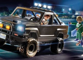 Playmobil - 70633 - Marty's Pick-up