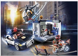 Playmobil - 70326-usa - Police US