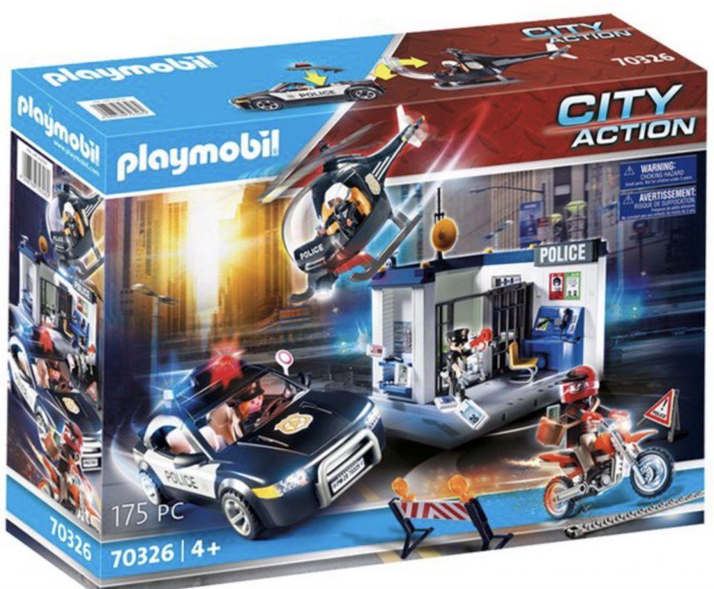 Playmobil 70326-usa - Police US - Box