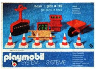 Playmobil - 3202-can - Construction accessories