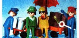 Playmobil - 3271-can - Travellers Set