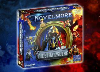 Playmobil - 70736 - NOVELMORE Die Schatzsuche
