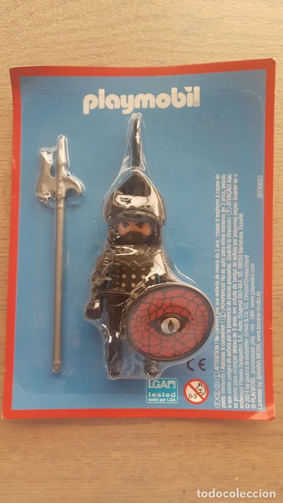 Playmobil LADLH-018 30793623 - Knights of the Middle Ages - Box