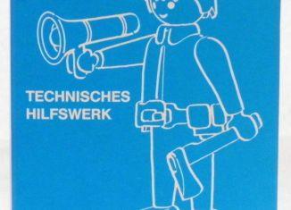 Playmobil - ??? - THW emergency worker