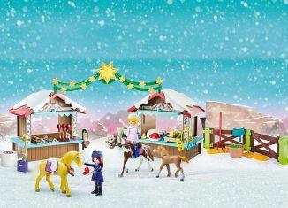 Playmobil - 70395 - A Miradero Christmas