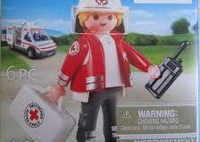 Playmobil - 70525-ger - Germany Red Cross