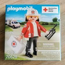 Playmobil 70525-ger - Germany Red Cross - Box