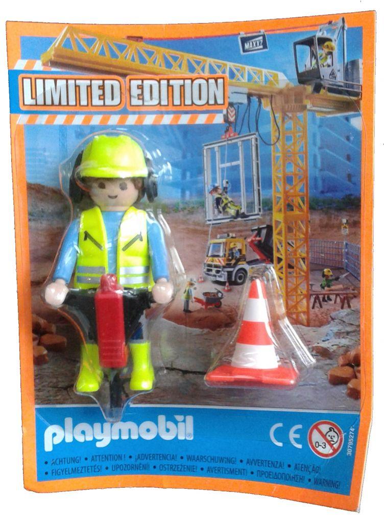 Playmobil N/A-ita - Playmobil Magazine - Back