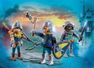 Playmobil - 70671 - Novelmore Knights Set