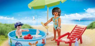 Playmobil - 9862 - 4 seasons-set summer