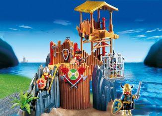 Playmobil - 4433v2 - Viking fortress