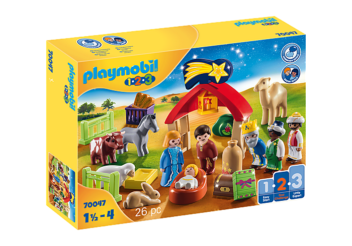 Playmobil 70047 - Nativity and Wise Kings - Box