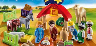 Playmobil - 70047 - Nativity and Wise Kings