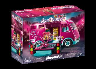 Playmobil - 70152 - EverDreamerz Tour Bus