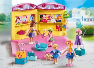Playmobil - 70592 - Fashion shop for children